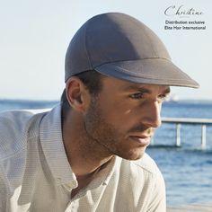 La ligne Homme Soft Line utilise la technologie 37.5® pour maintenir votre température corporelle à 37,5 degrés en accélérant l'évacuation de l'humidité avant que vous ne transpiriez.  En version casquette ou bonnet, selon vos activités et votre style, faîtes le choix de la qualité !   #bonnet #turbans #foulard #chapeau #chimio #cancer #fightcancer #hair #solaire #coton #tissu #imprimée #motif #bambou #lin #bio #cheveu #elitehair #femmes #hommes #christine Turbans, Bio, Cancer, Baseball Hats, Sport, Style, Wig, Headscarves, Solar