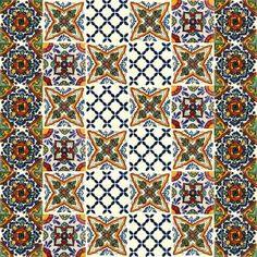 Płytki Meksykańskie - Galeria projektów Bunt, Planer, Quilts, Php, Home Decor, Scrappy Quilts, Tiles, Diy Bathroom Tiling, Tiling