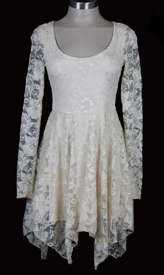 Lace Cowgirl Dress $39.99