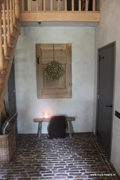 Zu Hause bei … Home & Haard Brick Flooring, Cozy Cottage, Scandinavian Home, Rustic Interiors, Architecture Details, Home And Living, Interior Inspiration, Farmhouse Style, Interior And Exterior