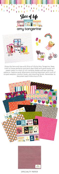 Be-You-Tiful American Crafts 6 Piece Designer Desktop File Folders