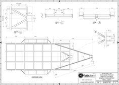 Heavy Duty Car Trailer Plans & trailer blueprints for constructing a heavy duty car trailer Tilt Trailer, Off Road Trailer, Trailer Plans, Trailer Build, Off Road Camper, Go Kart, Dump Trailers, Custom Trailers, Triumph Motorcycles