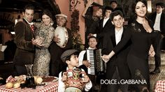 NAKED STREET: We like: Dolce and Gabbana Campaign AW 12/13