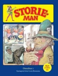 Storieman Omnibus 1 Those Were The Days, My Childhood Memories, My Land, To My Daughter, Baseball Cards, Learning, Afrikaans, Drama, Illustrations