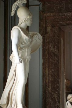 Athena, Roman sculpture, Capitoline Museum