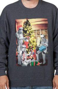 Darkside Christmas Ugly Sweatshirt