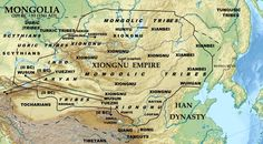 Hunnu Empire - History of Mongolia - Wikipedia. This Hunnu Empire may have been the ancestors of the Huns feared by the west. Eurasian Steppe, Empire, The Han Dynasty, Dragon City, 1st Century, Animal Fashion, Historical Maps, Mongolia, Civilization