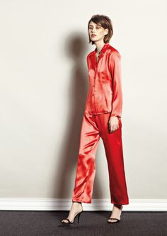 100% soie INES DE LA FRESSANGE http://boutique.lingerielechat.com/fr/329-ines-de-la-fressange-lingerie#/