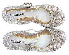 Oferta: 18.99€. Comprar Ofertas de UK1stChoice-Zone ELSA & ANNA® Última Diseño Buena Calidad Niñas Princesa Reina de Nieve Jalea Partido Zapatos Zapatos de Fies barato. ¡Mira las ofertas!