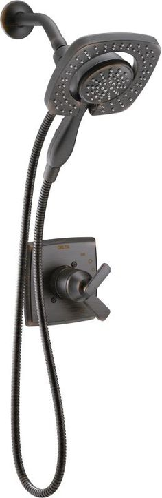 Delta T17264-I Ashlyn Monitor 17 Series Dual Function Pressure Balanced Shower T Venetian Bronze Faucet Shower Only Single Handle
