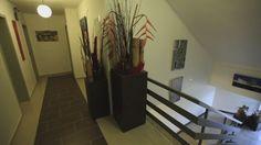 Blumengesteck dritte Etage