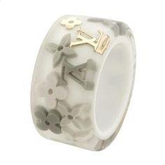 Emmy DE * Louis Vuitton ring