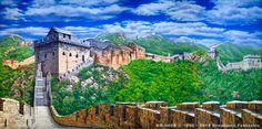 OR 040B Great Wall of China B