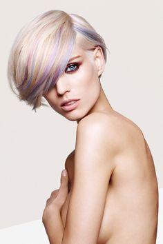 Trendfrisuren 2013 - über 100 Bilder von trendy Frisuren