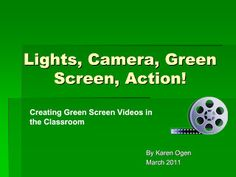 how to work with green screen in adobe premiere