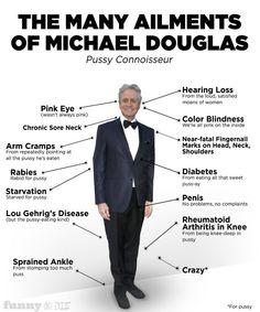 how to contact michael douglas