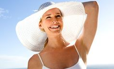 The omega-3 fatty acids not only protect against sun damage, they actually help repair it. For Nordic: http://www.nordicwellnessproducts.com