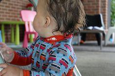 Close Parent Pop-In Toddler Snug Swim Suit Swim Wetsuit UPF50 Sun Protection | Funswim