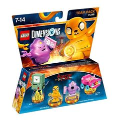 cool LEGO Dimensions: Adventure Time