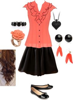 """Church Outfit #5"" by thatchick1998 ❤ liked on Polyvore"