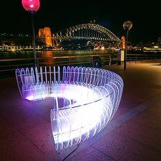 Vivid Sydney Festival, Sydney, NSW, Australia