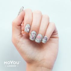 enchanted-nail-art-cats-plate-14_1.jpg (640×640)