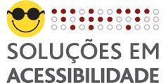 Logotipo da área: Soluções em acessibilidade