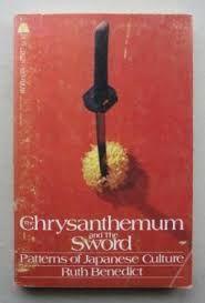 Αποτέλεσμα εικόνας για the chrysanthemum and the sword