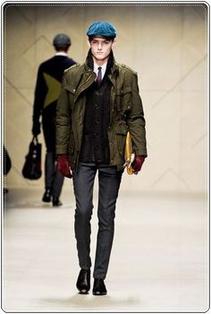 Mens Fashion Winter 2013, Mens Fashion Show Autumn Winter 2013 ,