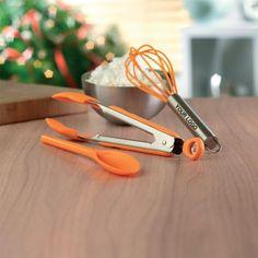Set 3 accessori da cucina personalizzati con il tuo logo #gadget #cucina