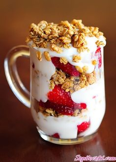 did somebody say parfait?