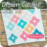 Dream Catcher Quilt KitFeaturing Bright Sun by A Quilting Life