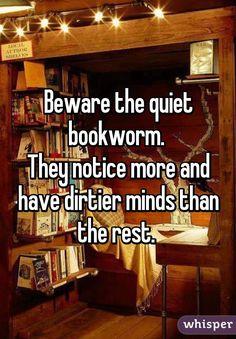 beware ...
