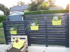 Pallets Claustra/Fence Fences