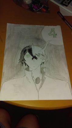 Ulquiorra drawing