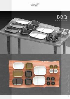 BBQ concept design Carlos Serrakha 2018