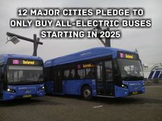 """#tech #technology #news #breakingnewshttps://goo.gl/ntoHua -------------------------------------------------------------------------------- """"Today the mayors of12 major cities pledge to several ambitious targets and initiatives to make their cities greener healthier and more prosperous."""" Among those goals they pledged to only buy all-electric buses starting in 2025..."""" -------------------------------------------------------------------------------- #techie #instatech #techy #hightech…"""