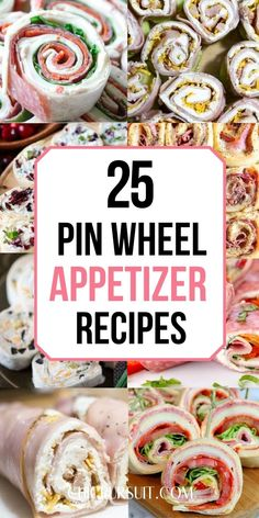 Finger Food Appetizers, Yummy Appetizers, Appetizers For Party, Appetizer Recipes, Vegetarian Appetizers, Parties Food, Shower Appetizers, Appetizer Sandwiches, Italian Appetizers
