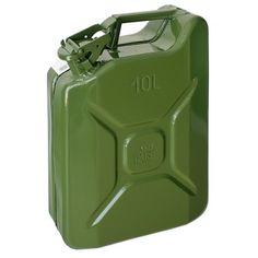 Nájdete tu kovový a plastový kanister na pohonné hmoty - naftu, benzín. Tiež máme kanistre na vodu aj s nadstavcami 5, 10, 15 a 20 litrov. Suitcase, Briefcase