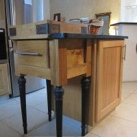BILLOTDEBOUCHERDEKERCOETMEUBLEDEMETIERMEUBLEDECUISINE - Meubles de kercoet pour idees de deco de cuisine