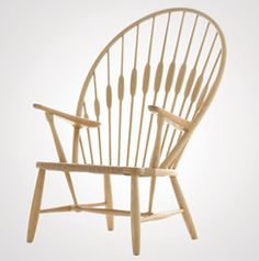 """Peacock"" chair, Hans Wegner 1947"