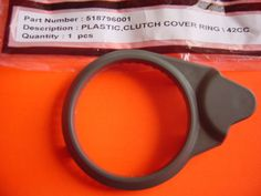 Homelite Chainsaw Clutch Cover Ring 518796001 for Chain Bar Cover 310508001 #Homelite