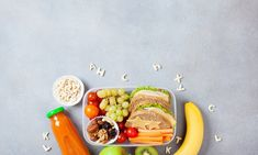 Fruit Sandwich, School Lunch Box, After School, Sandwiches, Easy Meals, Dairy, Cheese, Vegetables, Recipes