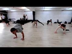 Parter Technique Class - Akimenko Dmitry - YouTube
