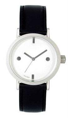 School- kello, nahkarannekkeella - Ratiashop Watches, Silver, Leather, Accessories, Fashion, Pajamas, Moda, Wristwatches, Fashion Styles