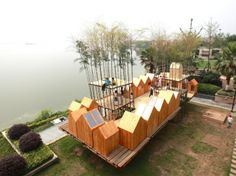"""Did you water the house?   mapolis   architecture – """"City in the Sky"""" by Mu Wei, Sam Cho, Yu Hui"""