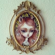 .By Lauren Saxton. For my Swoon Gallery solo show August 22nd 2014.