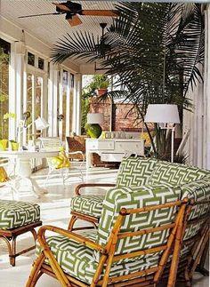 48 ideas exterior house tropical interior design for 2019 Bamboo Chair, Interior Design, House Interior, Home, House, Interior, Bamboo Furniture, Tropical Interior Design, Furniture