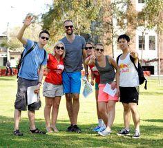 #SydneyCityScramble Photo by bruceusher.com.au