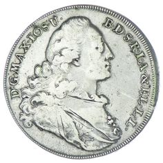 Madonnentaler 1773 Deutschland bis 1871 Bayern, Maximilian III. Joseph 1745 - 1777